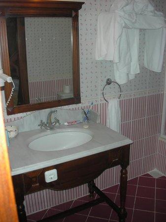 Dersaadet Hotel Istanbul: bagno