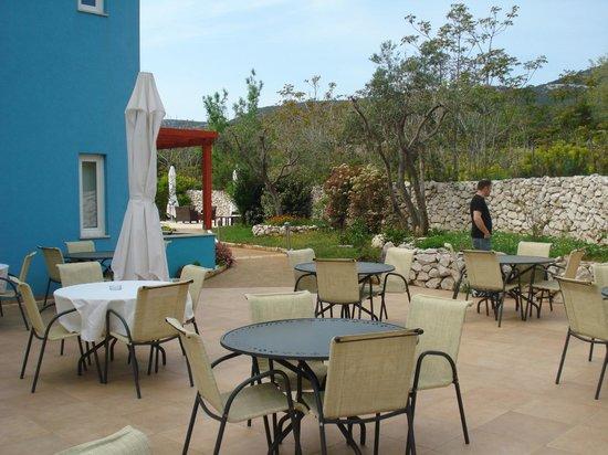 Hotel Manora : Garden