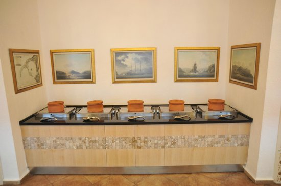 Club Adakoy Resort Hotel: Dinner buffet