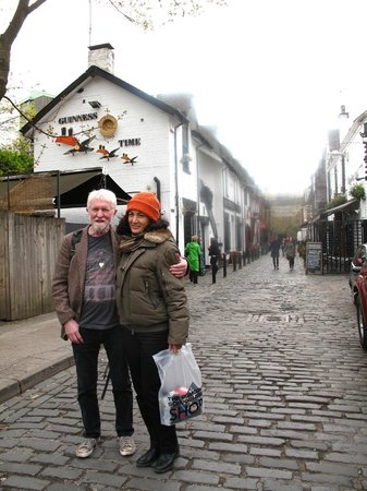 Wallace's Arthouse Scotland: out and about with Mr Wallace