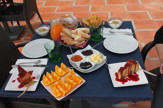 B&B Baia Scirocco : Mare & colazione 2