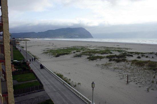 Best Western Plus Ocean View Resort: view from room 405
