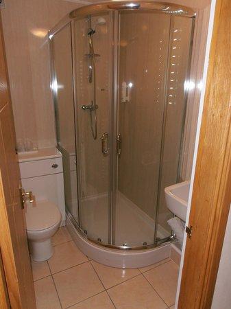 Rowantree Hotel: Toilet