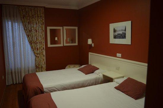 La Quinta Park Suites: la chambre