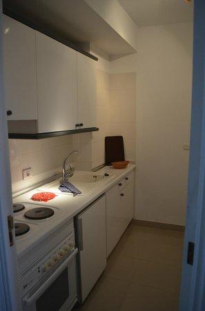 La Quinta Park Suites: la cuisine