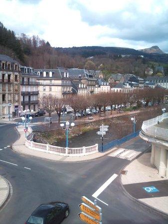Le Parc des Fées Hotel : Autre vue de notre chambre