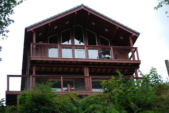 Tigh an Daraich Luxury Lodges