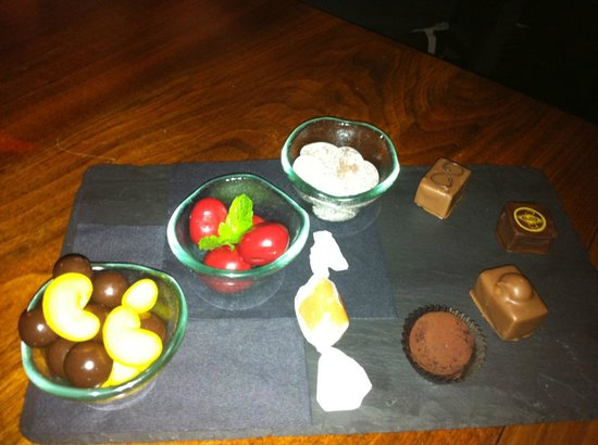 Commonwealth Restaurant & Skybar: Delicous Dessert Option