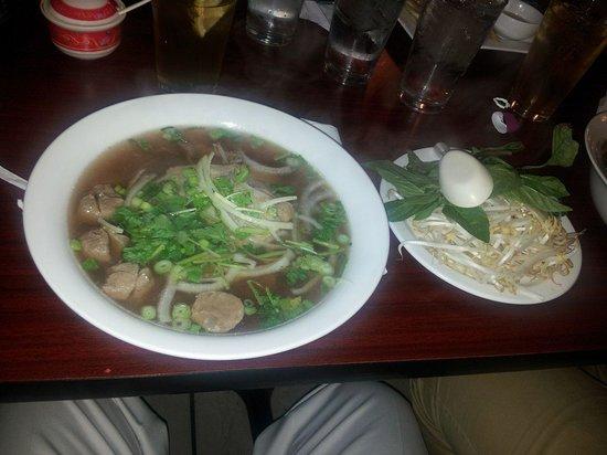 Pho Chau: Pho Special