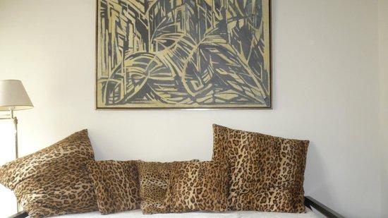 Galerie Huit : Sofa Josephine Baker suite