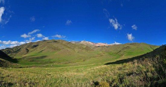 Estancia Rancho 'e Cuero: Vista panoramica