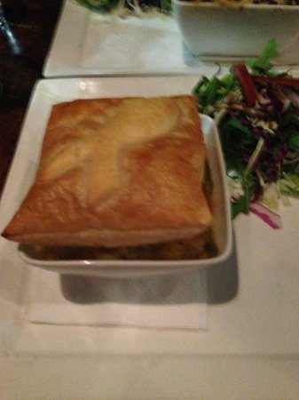The Sardine Room: Seafood Pie