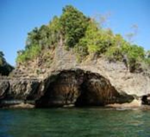 Salvacion Cave