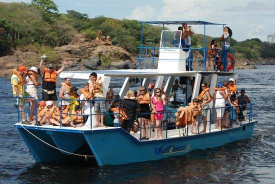 Catamaran Puertorinoco