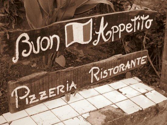 Buon Appetito : la entrada