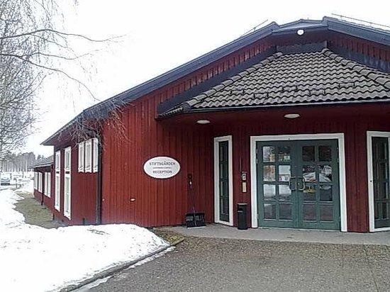 Stiftsgarden Restaurant, Hotel & Conference: Entrada del hotel