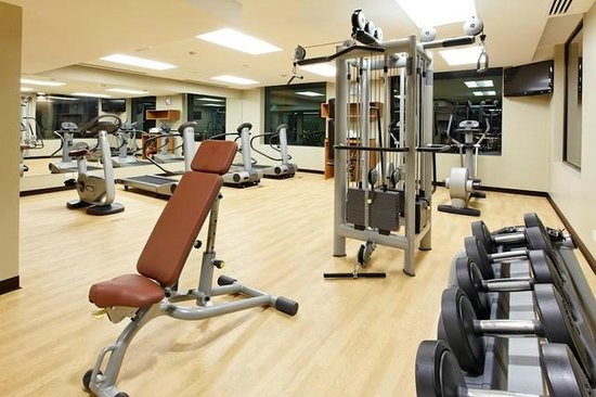 Holiday Inn San Jose-Escazu: Gimnasio