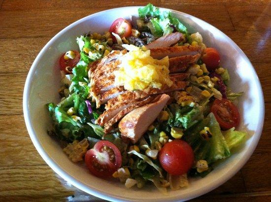 Cafe Verde : Adobe Chicken Salad