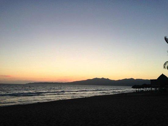 Hotel Riu Palace Pacifico: Sunset