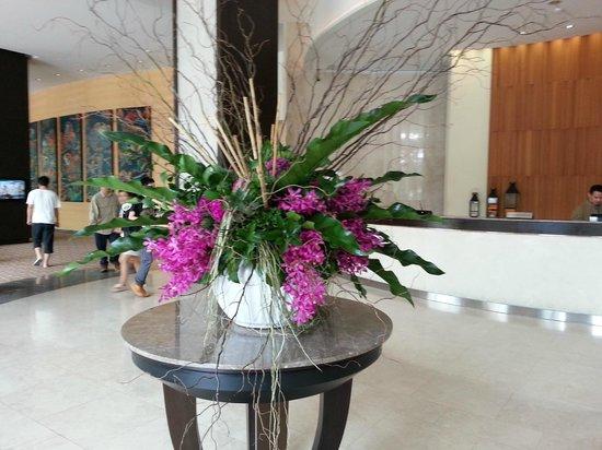 Chatrium Residence Sathon Bangkok: réception