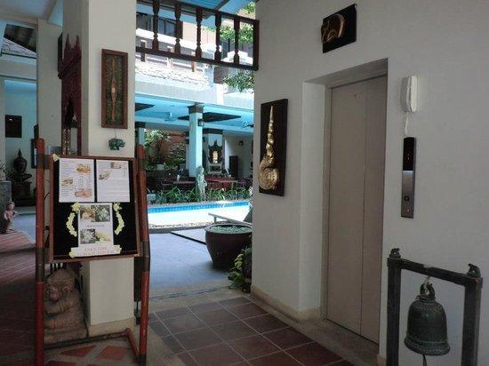 Seeka Boutique Resort : Reception or Lobby
