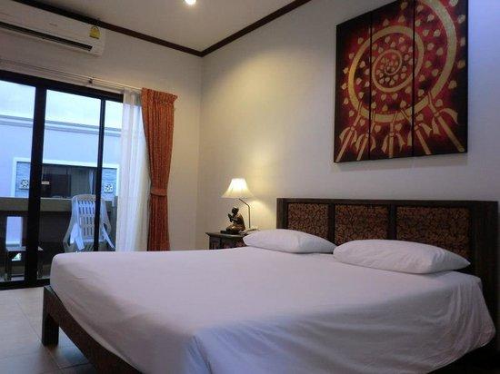 Seeka Boutique Resort: My Room 209