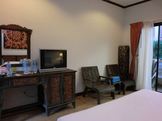 Seeka Boutique Resort: My room