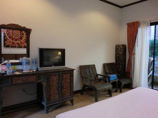 Seeka Boutique Resort : My room