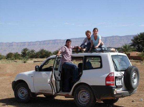 Easy Take Transport: dunes d'or