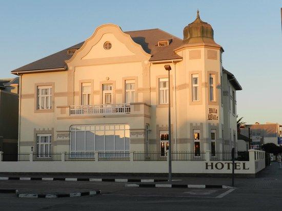 Hotel Eberwein: Hotel von außen