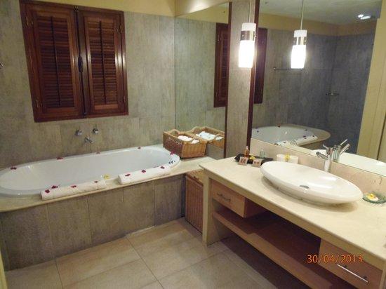 Ocean Beauty : Salle de bain