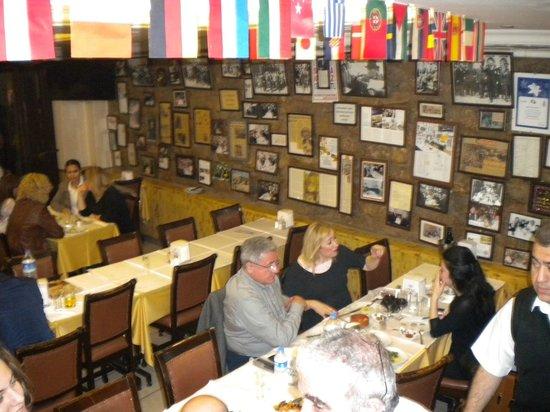 Krependeki Imroz Restaurant : Imroz ground floor (there are two more above)
