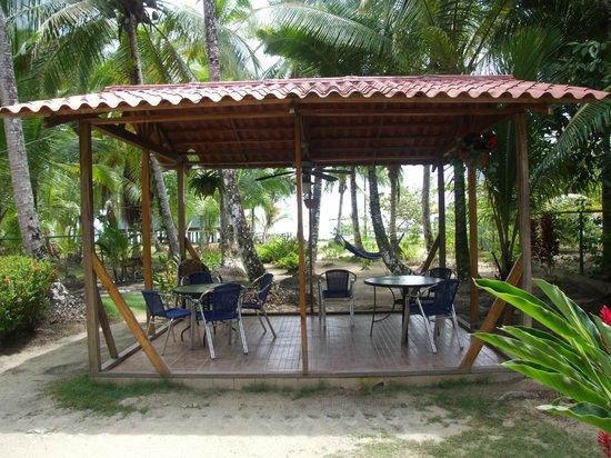 Hotel Tierra Verde: Social area