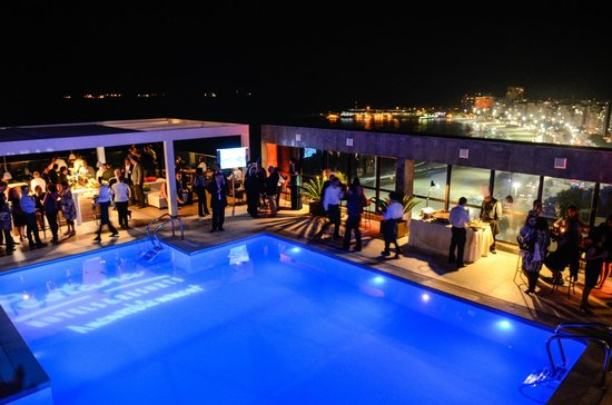 Deck Lounge Bar - Pestana Rio Atlantica