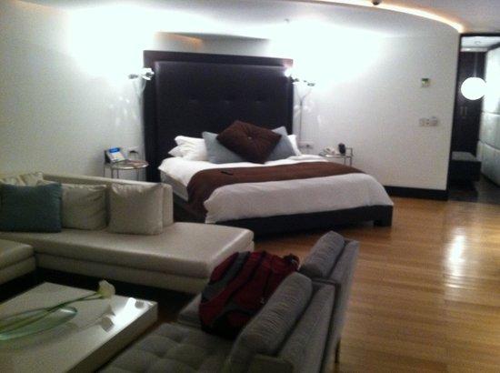 Le Parc Hotel: My suite