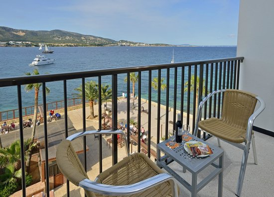Intertur Hotel Hawaii Mallorca & Suites: Sea View - Intertur Hotel Hawaii Mallorca