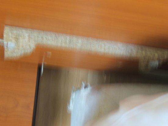 Hotel Montpellier: le lit