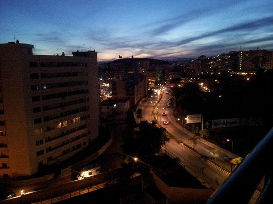 Hi! Gardenia Park Hotel: Evening view from room