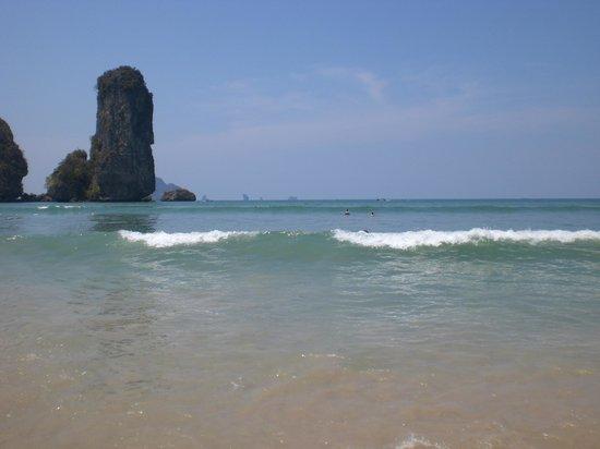 Centara Grand Beach Resort & Villas Krabi: vista mare