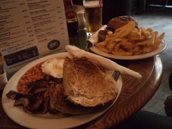 Mathers Bar: super piatti