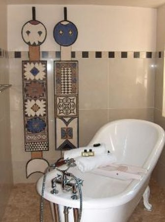 Somerset Villa Guesthouse: Bath