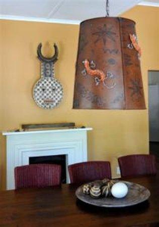 Somerset Villa Guesthouse: inside Breakfastroom