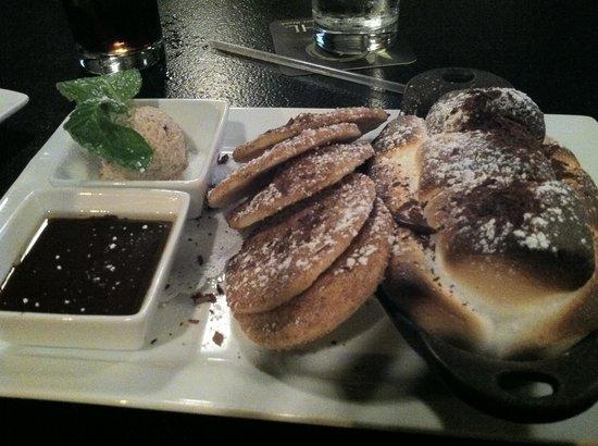 DESTIHL-Champaign : Got to have the s'mores dessert!