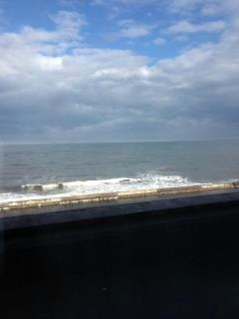 Sunderland Marriott Hotel: View from the room