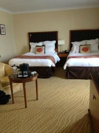 Sunderland Marriott Hotel: Double Double