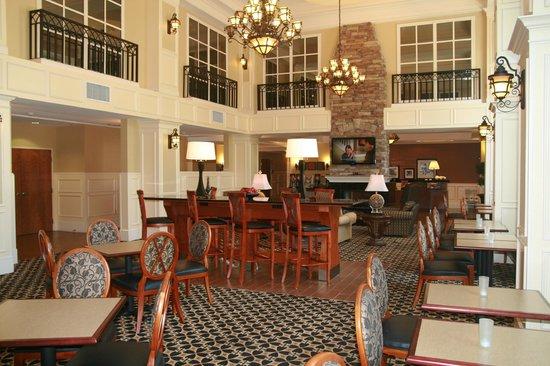 Hampton Inn & Suites Birmingham-Hoover-Galleria: Hotel Lobby