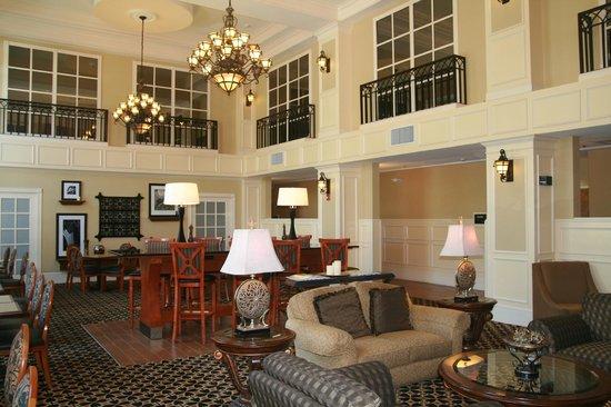Hampton Inn & Suites Birmingham-Hoover-Galleria: Lobby