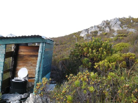 Fernkloof Nature Reserve: a kind of suprise in the middle of  nothing....:)