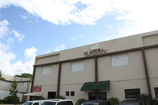 La Aurora Cigar Factory