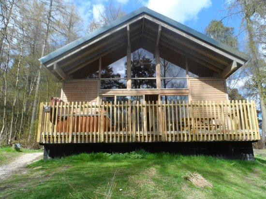 Forest Holidays Keldy, North Yorkshire: Cabin 32